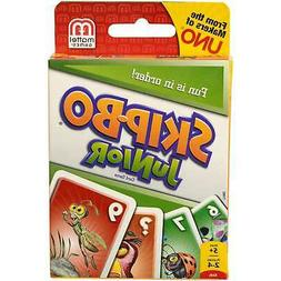 Skip-Bo Junior, Easy-to-Learn Kids Card Game for 5 Year-Olds