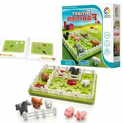 Smart Games Smart Farmer Logic Educational Travel Game Toy K