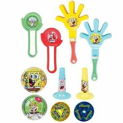 SpongeBob Party Favor Pack Kid's Birthday Party 100 Pieces G