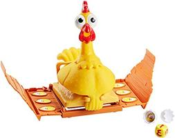 Mattel Games Squawk Chicken Game