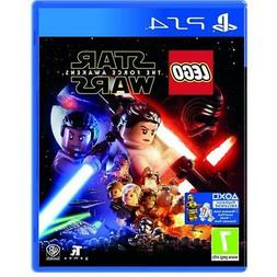 LEGO Star Wars PS4 The Force Awakens 7+ Kids Game for Sony P