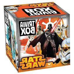 Star Wars Trivia Box  Perfect for Family Game Night