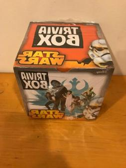 Star Wars Trivia Box Disney Perfect for Family Game Night SE