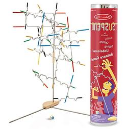 Melissa & Doug Suspend Family Kids Game 31pcs Balance Hand-e