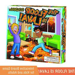 *The Floor is Lava! Interactive Board Game for Kids and Adul