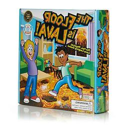 The Floor Is Lava Interactive Game Kids And Adults Promotes
