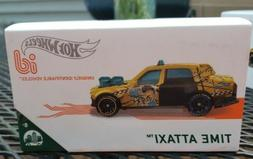 Hot Wheels id Time Attaxi Vehicle Play Pounding Excitement G