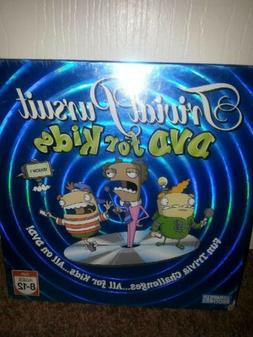 TRIVIAL PURSUIT DVD FOR KIDS Game Season One ages 8-12 NEW U
