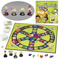 Trivial Pursuit For Kids Nickelodeon Edition