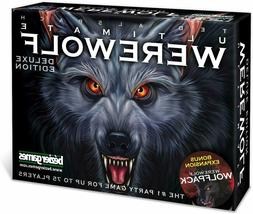 Bezier Games Ultimate Werewolf Deluxe Edition Adults Kids Ca