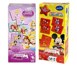 Mozlly Value Pack - Disney Mickey Mouse Clubhouse Memory Mat